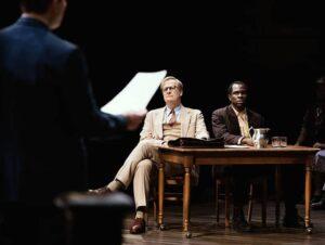 To Kill a Mockingbird on Broadway Tickets - Trial