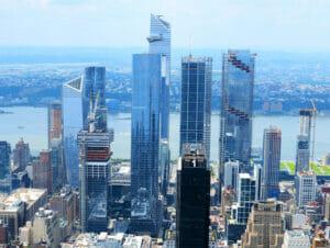 Hudson Yards in New York