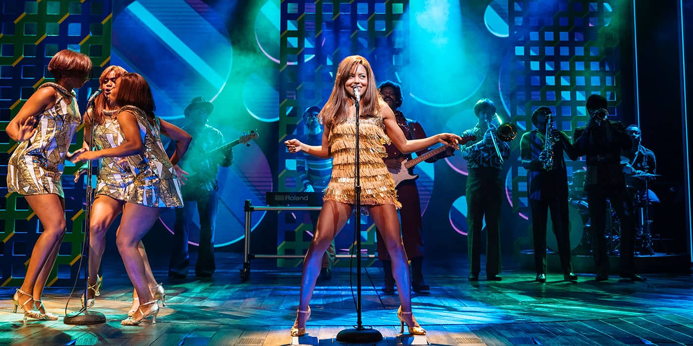The Tina Turner Musical on Broadway Tickets - Performance