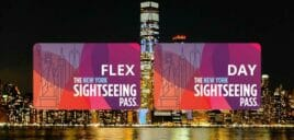 Difference between New York Sightseeing Flex Pass and Sightseeing Day Pass