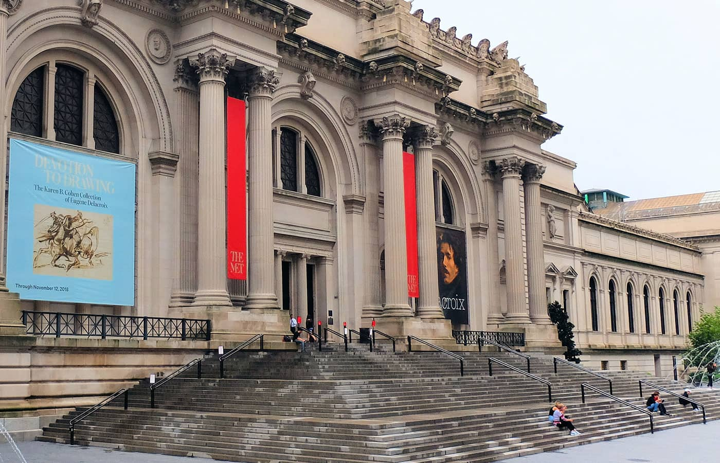 Difference between New York Sightseeing Flex Pass and Sightseeing Day Pass - The Met