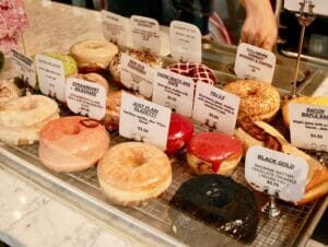 Donut Tour in New York