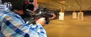 Shooting Range in New York