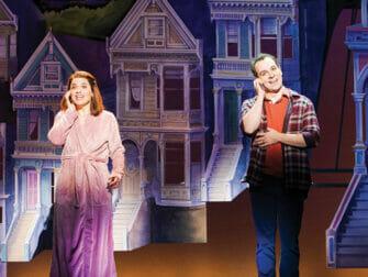 Mrs Doubtfire on Broadway Tickets Calling