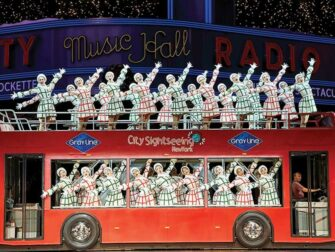Christmas Shows in New York Radio City Christmas Spectacular