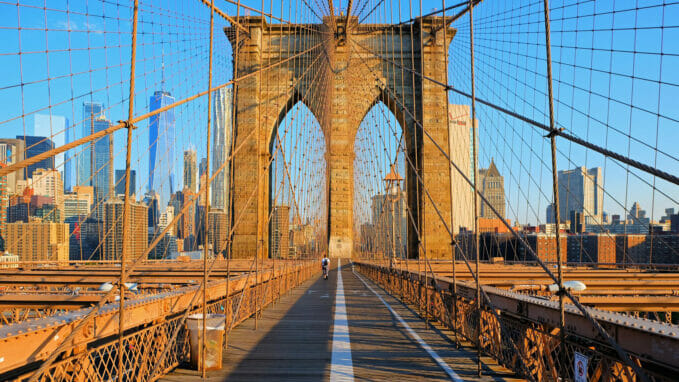 Brooklyn Bridge – Zoom