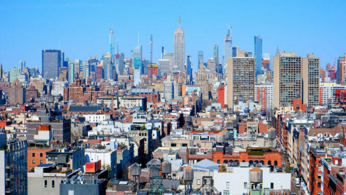 New York Rooftops – Zoom