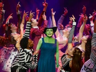 Mothers Day in New York - Wicked