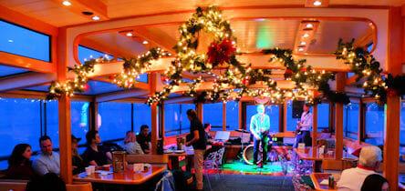 Christmas Spirit on a cruise