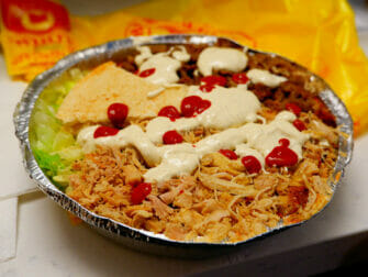 New York Street Food Halal Guys