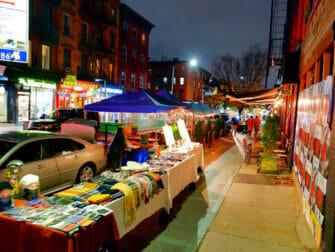 Williamsburg in Brooklyn Bedford Avenue