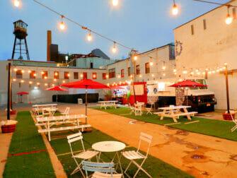 Williamsburg in Brooklyn Hip Dining
