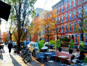 Williamsburg in Brooklyn Streetlife