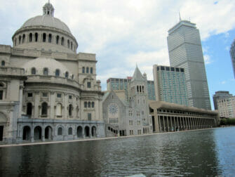 Boston Passes for Attractions Buildings