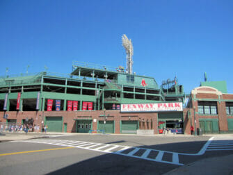 Boston Passes for Attractions Fenway Park