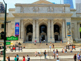 Filming Locations in New York The Day After Tomorrow Public Library