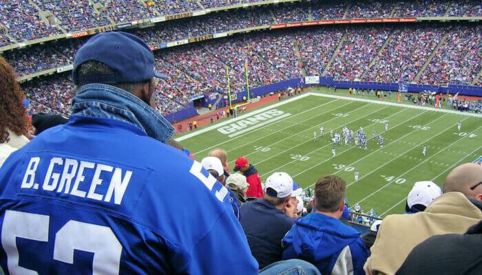 NFL American Football New York