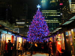 New York Holiday Markets