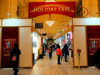 New York Holiday Markets - Grand Central