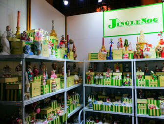 New York Holiday Markets Grand - Central Stall