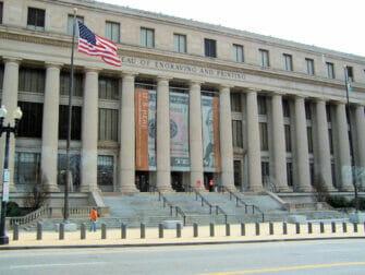 Washington D C Passes for Attractions Buildings
