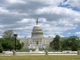 Washington D C Passes for Attractions Capitol