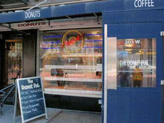 Best Doughnuts in New York The Donut Pub