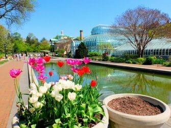 Botanical Gardens in New York Brooklyn Botanic Garden