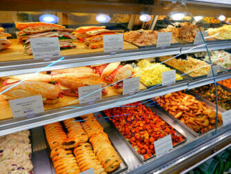 Supermarkets in New York Whole Foods Selection