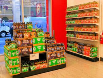 Supermarkets in New York Target New York