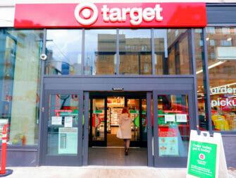 Supermarkets in New York Target New York Outside