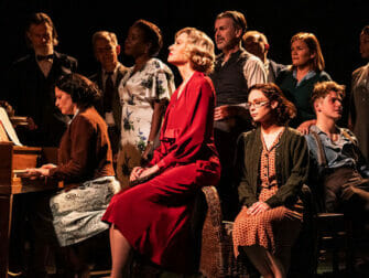 The Girl from the North Country on Broadway Tickets Cast