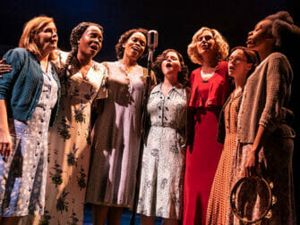 The Girl from the North Country on Broadway Tickets Singing