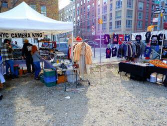 Flea Markets in New York - Williamsburg Flea Market