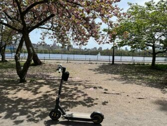Electric scooter rental in New York - E scooters