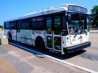 New Jersey Transit in New York - NJ Transit Local Bus