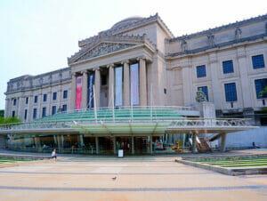 Brooklyn Museum in New York