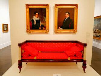 Brooklyn Museum in New York - American Art