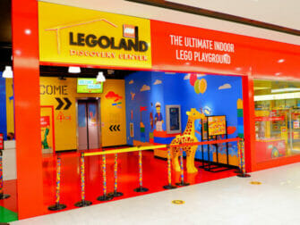 American Dream Mall near New York - LEGOLAND Discovery Center