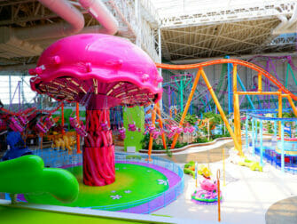 American Dream Mall near New York - Nickelodeon