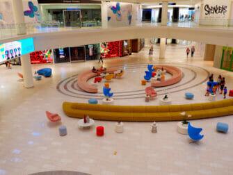 American Dream Mall near New York - Stores