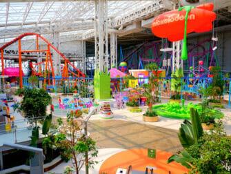 Nickelodeon Universe Amusement Park near New York Tickets - Attractions