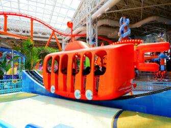 Nickelodeon Universe Amusement Park near New York Tickets - Ride